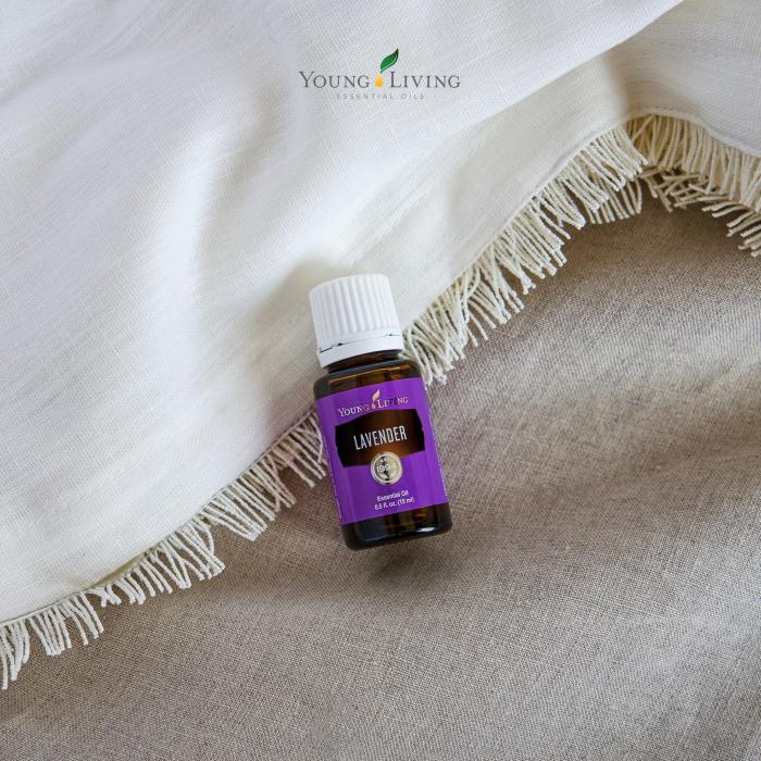 Uleiul esential Lavender Ulei esential Lavanda Young Living [3]