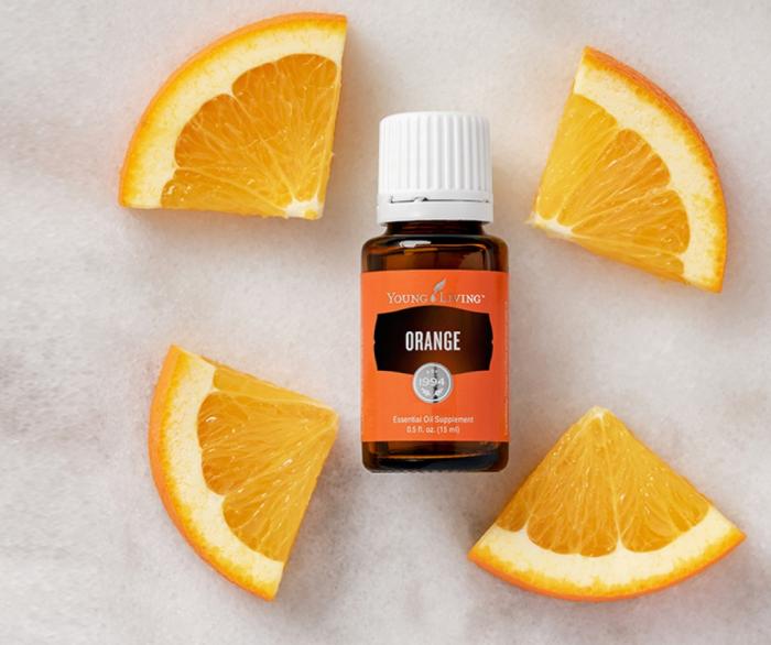 Ulei Esential Orange - Ulei Esential Portocale [2]