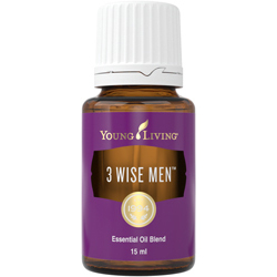 3 Wise Men Essential Oil Blend - Ulei esențial amestec 3 Wise Men [0]