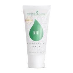 Satin Facial Scrub Mint [0]