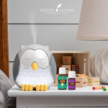 Feather The Owl Ultrasonic Diffuser [3]