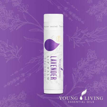 Lavender Lip Balm [1]