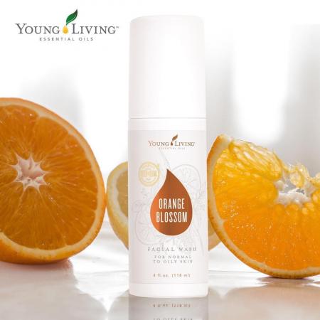 Orange Blossom Facial Wash [1]