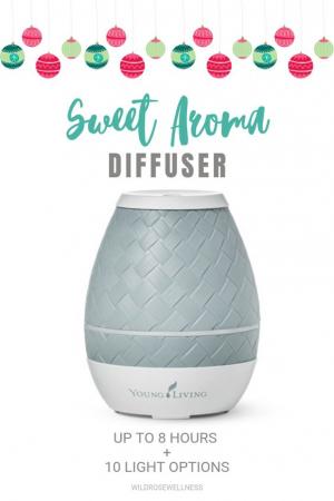 Sweet Aroma Ultrasonic Diffuser [2]