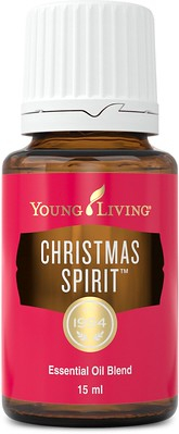 Christmas Spirit Essential Oil Blend - Ulei esențial amestec Spiritul Craciunului [0]