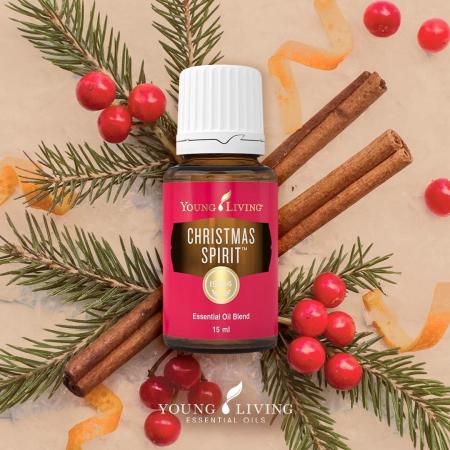 Christmas Spirit Essential Oil Blend - Ulei esențial amestec Spiritul Craciunului [1]