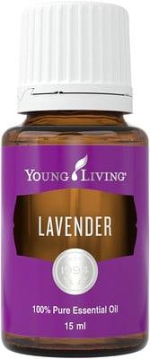 Uleiul esential Lavender Ulei esential Lavanda Young Living [0]