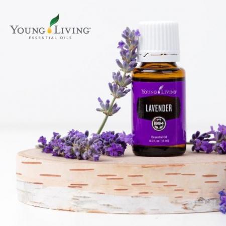 Uleiul esential Lavender Ulei esential Lavanda Young Living [2]