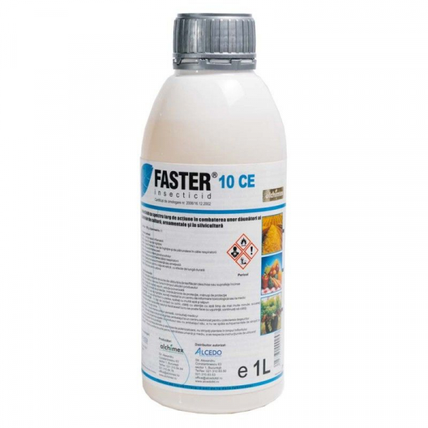 Insecticid Faster 10 CE 1 L 0