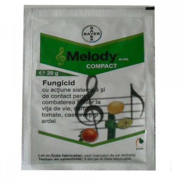 Fungicid Melody Compact 20 GR 0