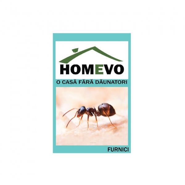 Homevo Insecticid furnici - gel 0
