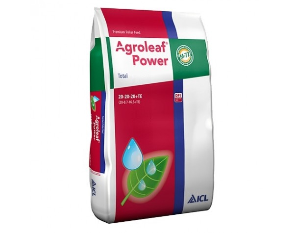 Ingrasamant Agroleaf Power Total 20+20+20+ME 15 KG 0