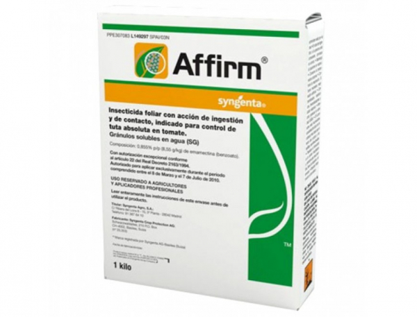 Insecticid Affirm 1 KG 0