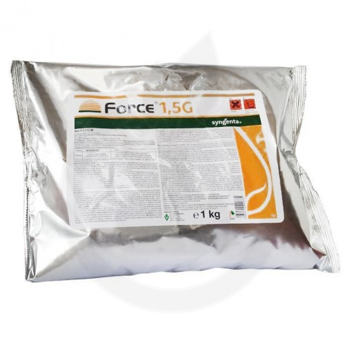 Insecticid Force 1.5 G 1 kg [0]