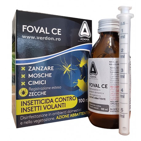Insecticid Foval CE 100 ml [0]