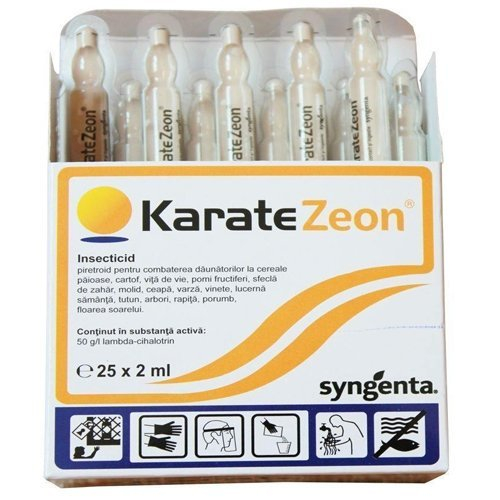 Insecticid Karate Zeon 5 CS 2 ML 0
