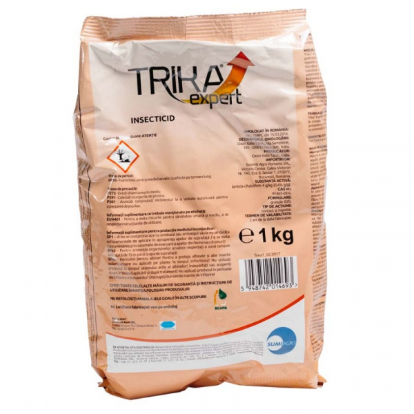 Insecticid Trika Expert 1 KG 0