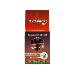 Insecticid universal K.O SECT 2x10 ml [0]