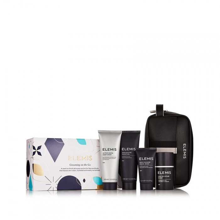 Grooming On The Go Men Set Cadou 0