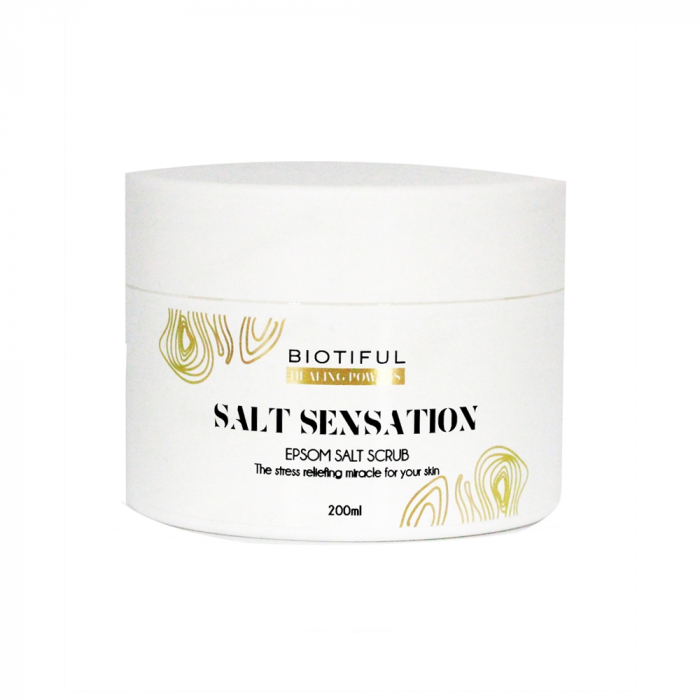SALT SENSATION - Body Scrub 4