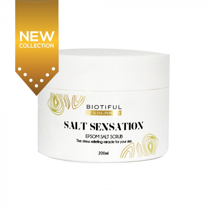 SALT SENSATION - Body Scrub 0