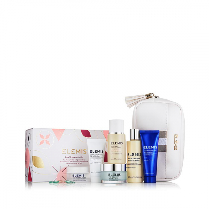 Travel Treasures for Her Kit Cadou 0