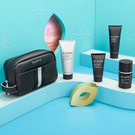 Grooming On The Go Men Set Cadou1