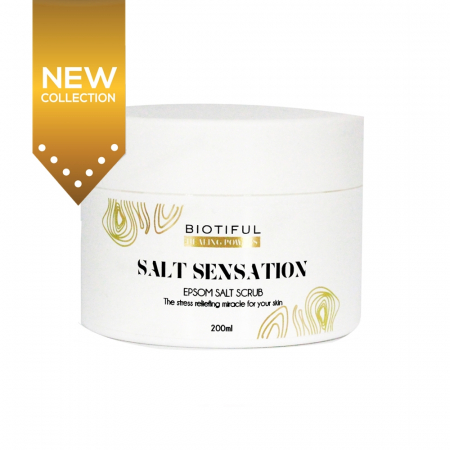 SALT SENSATION - Body Scrub0