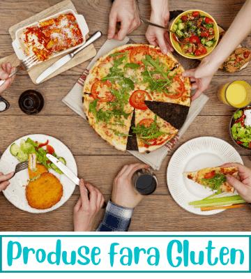 Alimentatie Fara Gluten