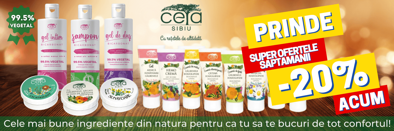 OFERTA EXCLUSIVA Ceta Sibiu!