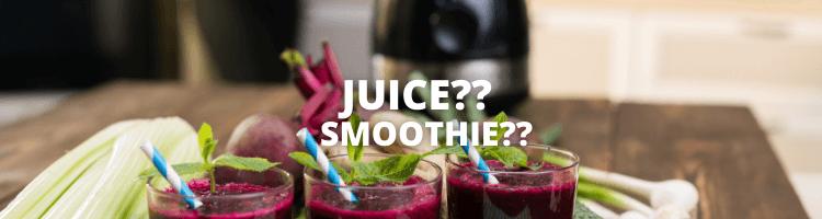 Suc sau smoothie???