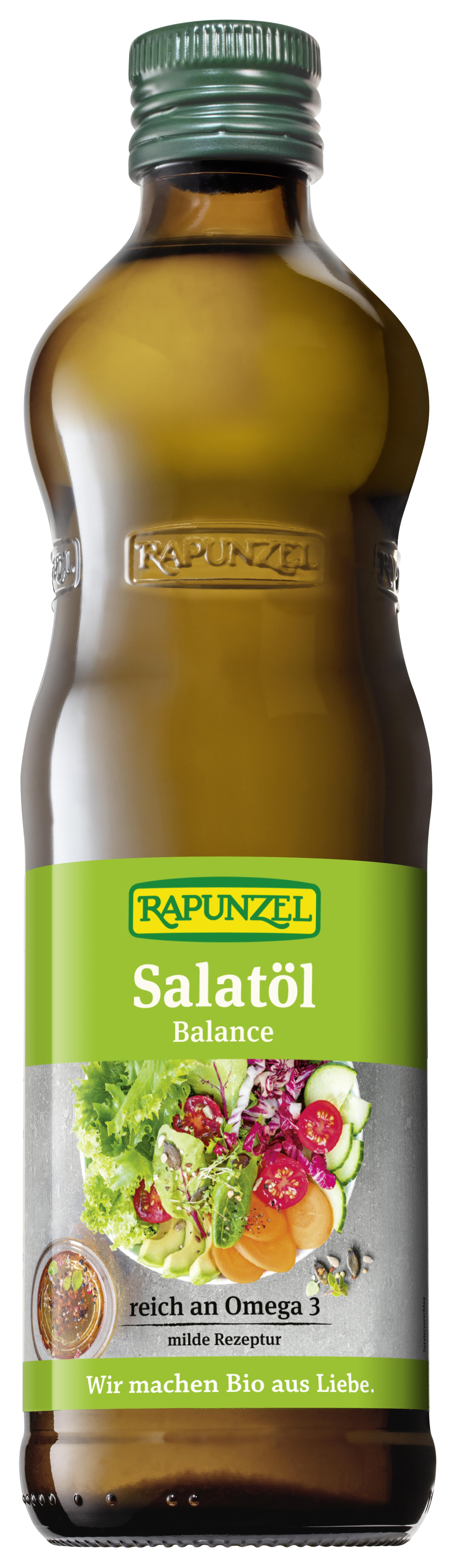 Ulei bio pentru salata Balance nativ [0]
