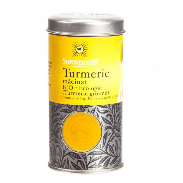Turmeric Macinat BIO 40g Sonnentor 0