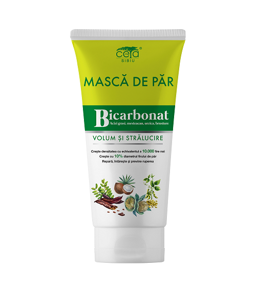 Masca par volum bicarbonat 150ml 0