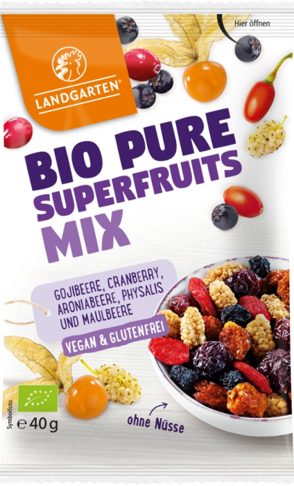 Amestec de superfructe bio pure [0]