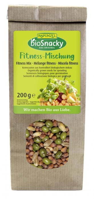 Amestec Fitness bio de seminte pentru germinat [0]