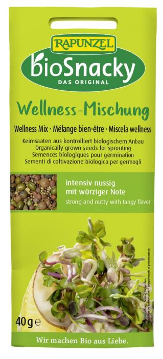 Amestec Wellness de seminte pentru germinat [0]