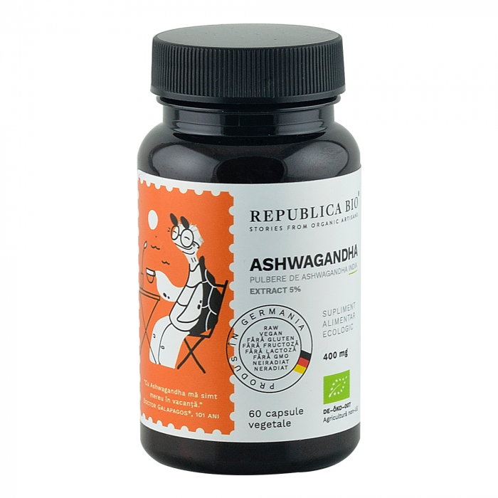 Ashwagandha bio [0]
