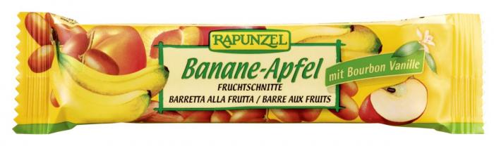 Baton cu fructe Banana si Măr bio [0]