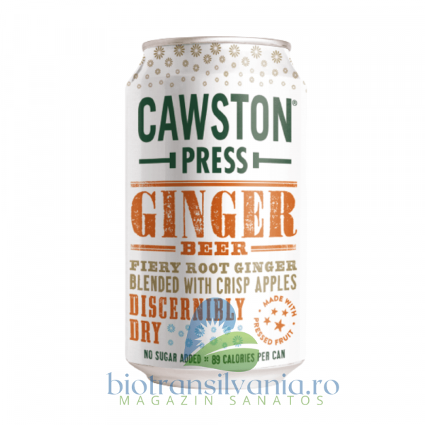 Bere de ghimbir 330ml, Cawston Press 0
