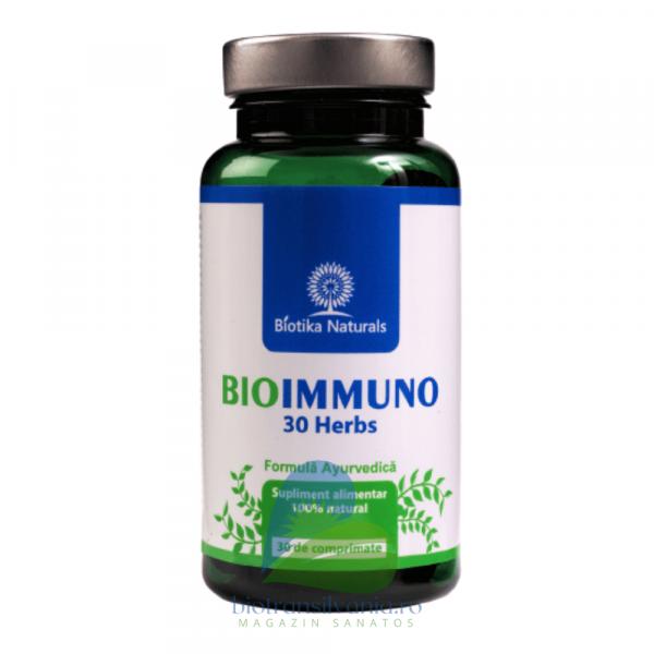 Capsuel Bioimmuno 30cps Biotika 0