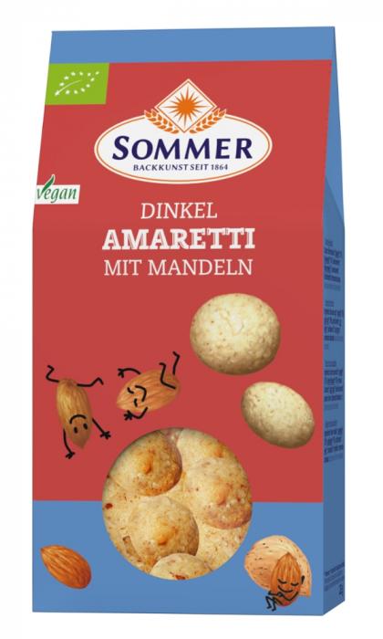 Biscuiti Amaretti din faina de spelta [0]