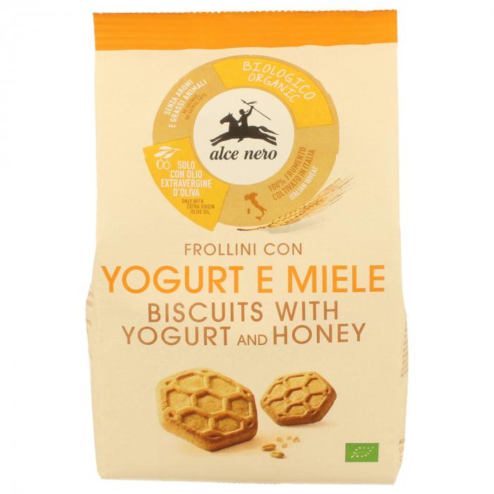 Biscuiti bio fragezi cu iaurt si miere [0]