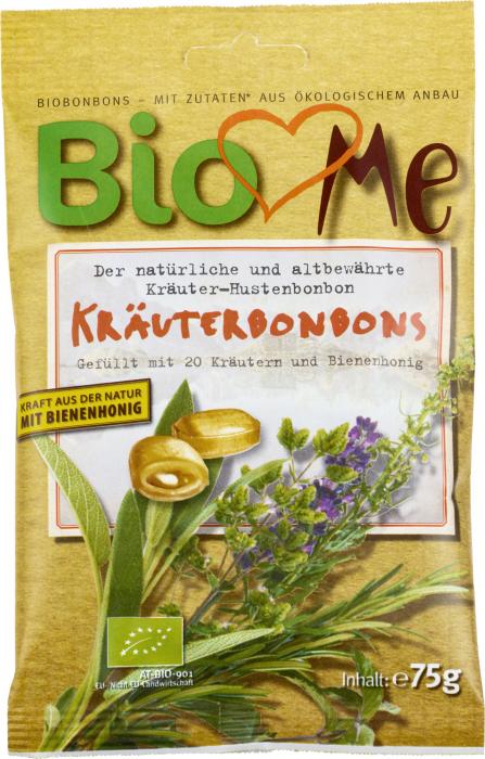 Bomboane bio cu plante si miere bio [0]