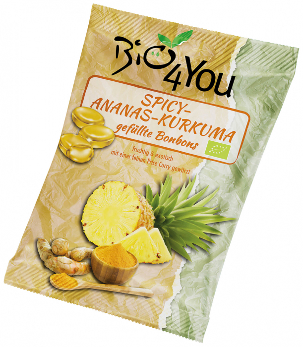 Bomboane picante cu ananas si curcuma [0]