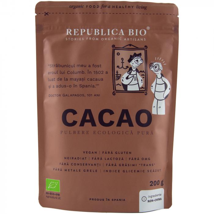 Cacao bio [0]