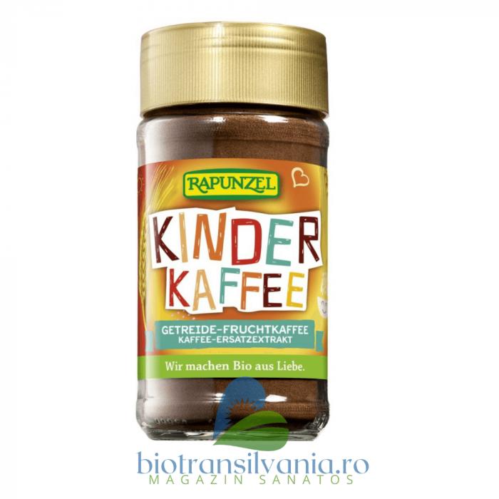 Cafea BIO din Cereale si Fructe pentru Copii, 80g Rapunzel 0