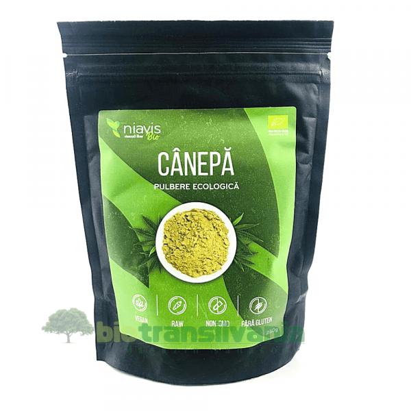 Canepa Pulbere BIO 250gNiavis 0
