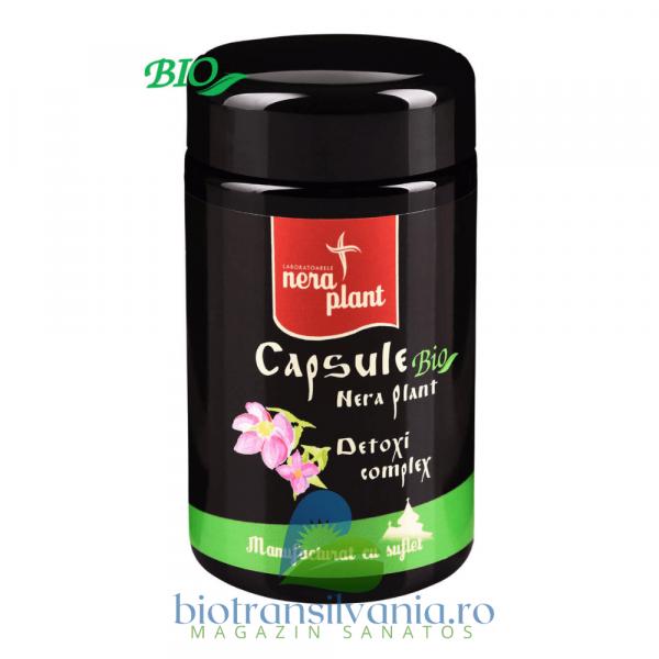 Capsule Detoxi Complex BIO Nera Plant 0
