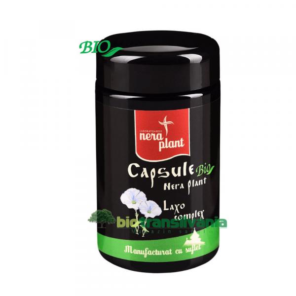 Capsule Laxo Complex BIO Nera Plant 0
